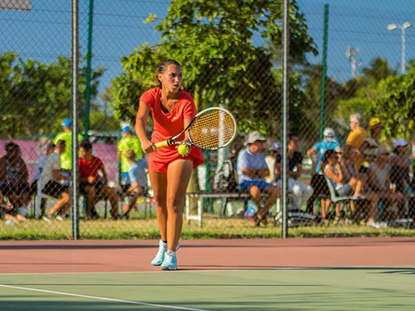 photographie par Gko Prod Reunion sport tennis