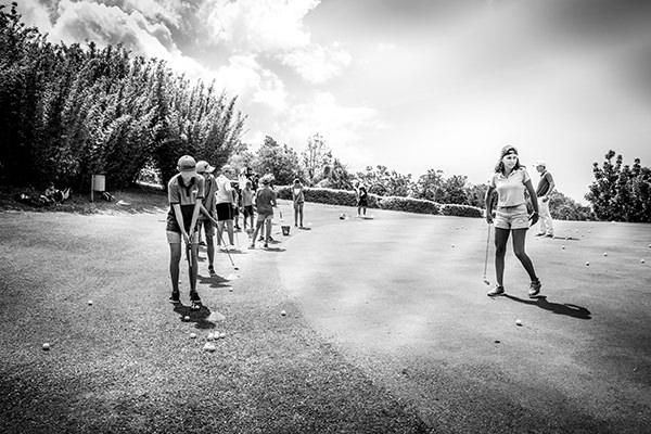 photographie par Gko Prod Reunion sport golf