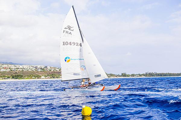 photographie par Gko Prod Reunion sport voile