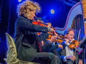photographie par Gko Prod violon festival Royan