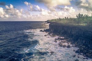 photographie par Gko Prod Reunion littoral tourisme