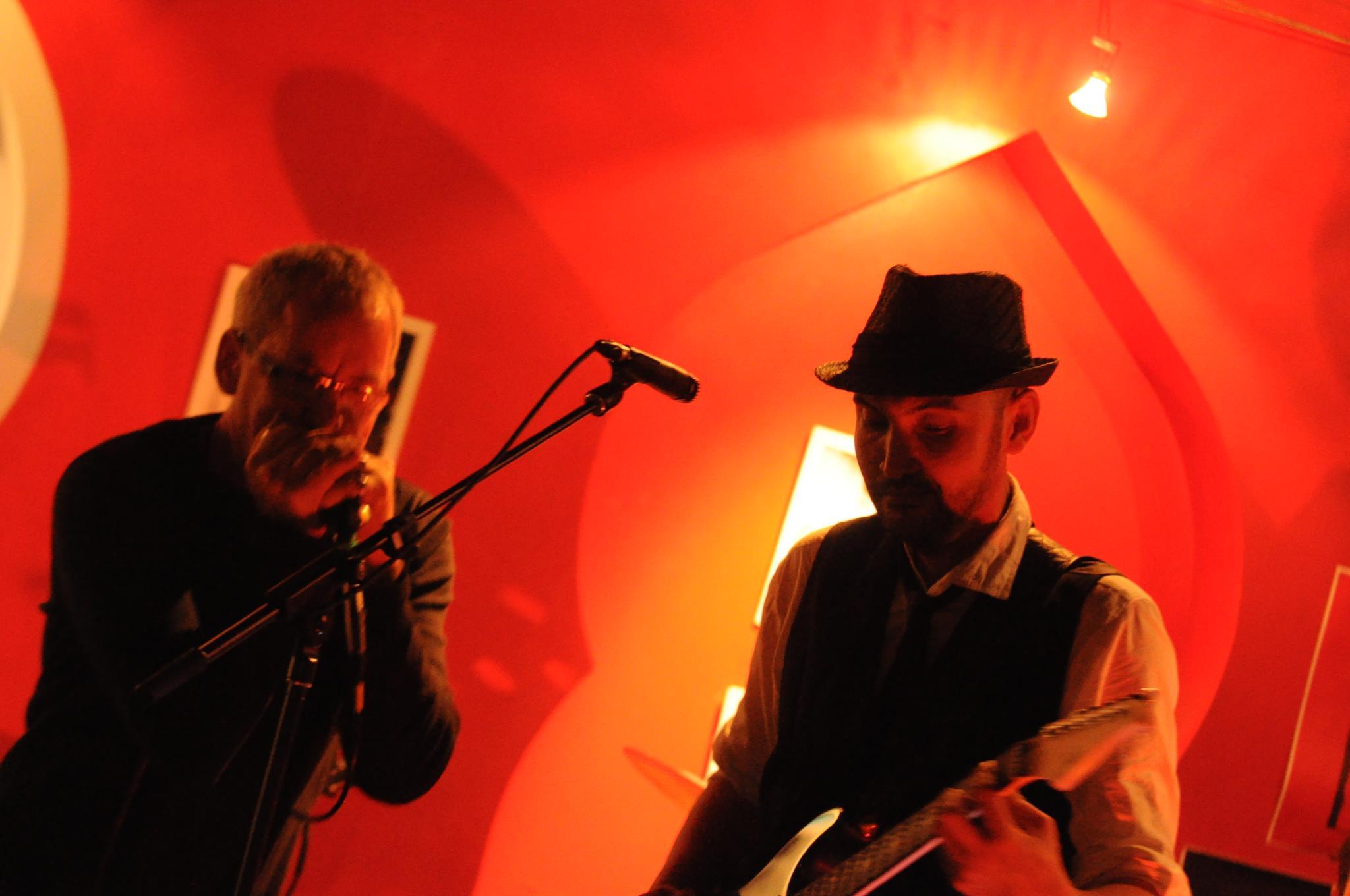Patrice Hoareau live harmonica