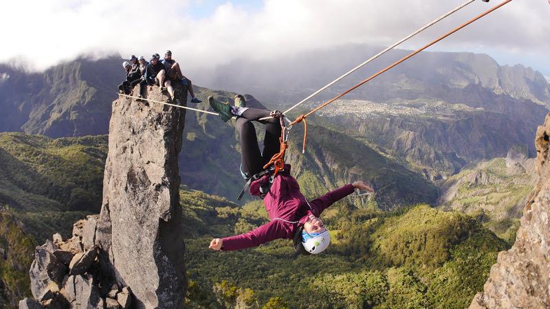 Escalade Thierry Gillet guidepro canyoning escalade