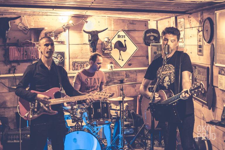 David Gael et Alexis Concert Gael trio David Doré Suzie Q