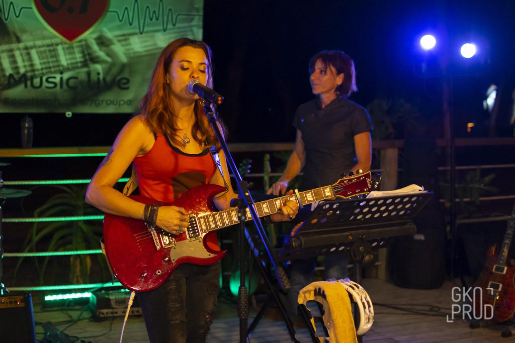 Céline Concert Play'hers Bénitier Octobre 2019