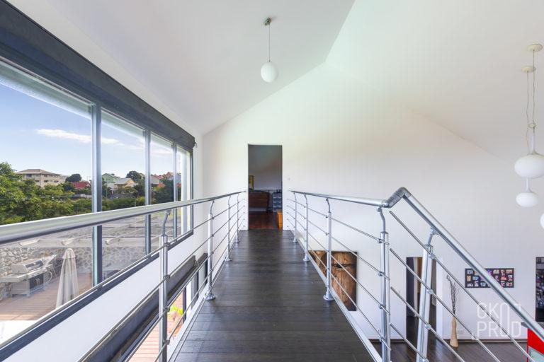 couloir Exemple de mise en valeur immobilière