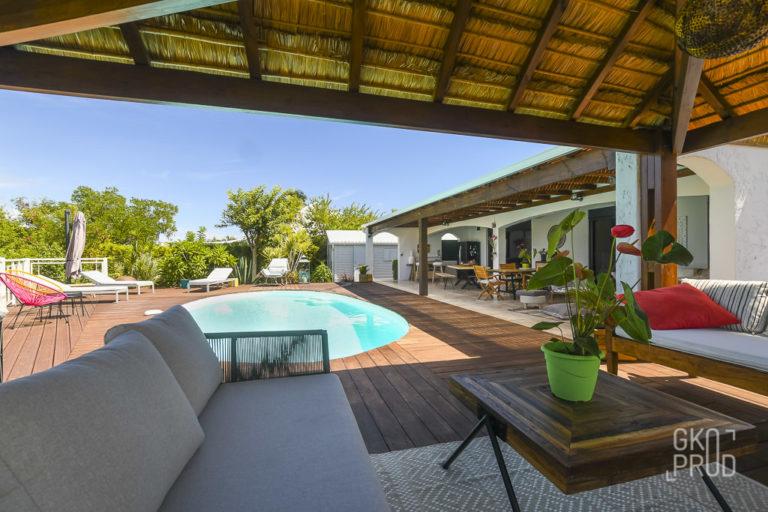 Exemple de mise en valeur immobilière terrasse