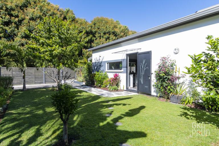 jardin Exemple de mise en valeur immobilière