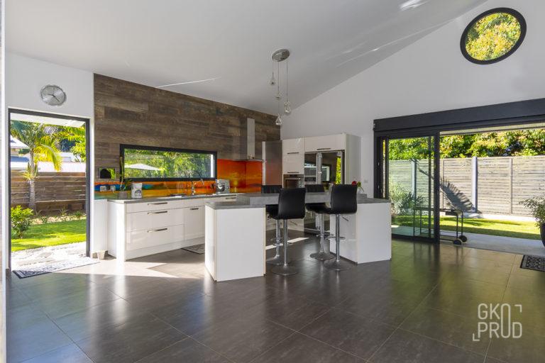 cuisine Exemple de mise en valeur immobilière