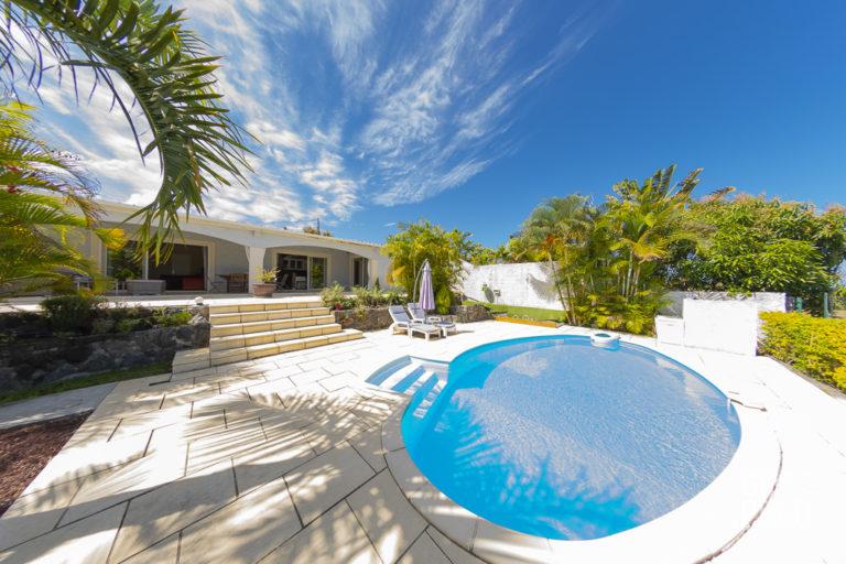 piscine Exemple de mise en valeur immobilière