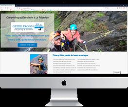 Guide Pro 974 Réunion site créé par GKO PROD Réunion